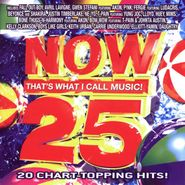 Various Artists, Now That's What I Call Music! Now 25 (CD)