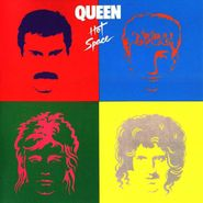 Queen, Hot Space [Remastered] (CD)