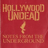 Hollywood Undead, Notes From The Underground [Clean] (CD)