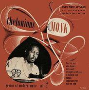 "Thelonious Monk, Genius Of Modern Music Vol. 2  (10"")"
