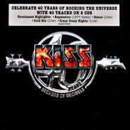 KISS, 40 Years: Decades Of Decibels (CD)