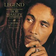 Bob Marley & The Wailers, Legend [30th Anniversary Edition Tri-Color Vinyl] (LP)