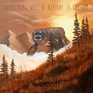 Weezer, Everything Will Be Alright In The End [180 Gram Vinyl] (LP)