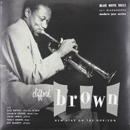 "Clifford Brown, New Star On The Horizon [2015 Issue] (10"")"