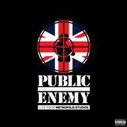Public Enemy, Live From Metropolis Studios (LP)