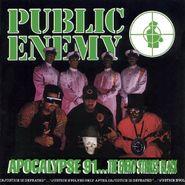 Public Enemy, Apocalypse 91... The Enemy Strikes Black (LP)