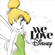 we love disney cd