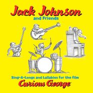 Jack Johnson, Sing-A-Longs And Lullabies For The Film Curious George [OST] (LP)
