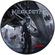 Megadeth, Dystopia [Picture Disc] (LP)