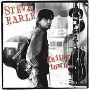 Steve Earle, Guitar Town (LP)