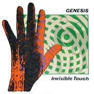 Genesis, Invisible Touch (LP)