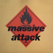 Massive Attack, Blue Lines (LP)
