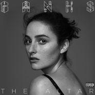 BANKS, The Altar [Amoeba Exclusive Translucent Red Vinyl] (LP)