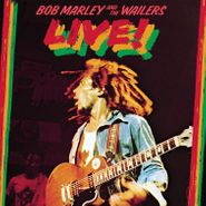 Bob Marley & The Wailers, Live! (LP)