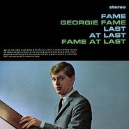 Georgie Fame, Fame At Last (CD)