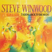 Steve Winwood, Talking Back To The Night (LP)