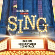 Various Artists, Sing [OST] (CD)