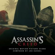 Jed Kurzel, Assassin's Creed [OST] (LP)