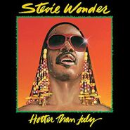Stevie Wonder, Hotter Than July (LP)