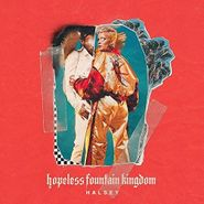 Halsey, Hopeless Fountain Kingdom [Clear/Teal Splatter] (LP)