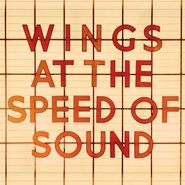 Wings, Wings At The Speed Of Sound [Remastered 180 Gram Vinyl] (LP)