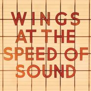 Wings, Wings At The Speed Of Sound (CD)