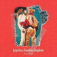 Halsey, Hopeless Fountain Kingdom [Red/Yellow Splatter Vinyl] (LP)