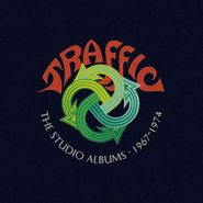 Traffic, The Studio Recordings 1967-1974 [Box Set] (LP)