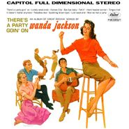 Wanda Jackson, There's A Party Goin' On [2017 Issue] (LP)