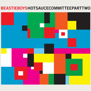 Beastie Boys, Hot Sauce Committee Part Two (LP)