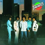 Tavares, In The City (LP)