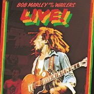 Bob Marley & The Wailers, Live! [Expanded Edition] (CD)