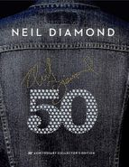 Neil Diamond, 50th Anniversary Collector's Edition [Box Set] (CD)