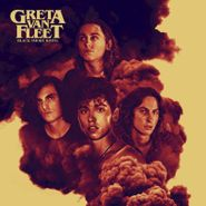 Greta Van Fleet, Black Smoke Rising (CD)