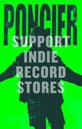 Chris Cornell, Poncier [Black Friday] (Cassette)