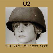 U2, The Best Of 1980-1990 [Remastered 180 Gram Vinyl] (LP)