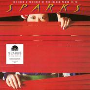 Sparks, The Best & The Rest Of The Island Years 74-78 [Red Vinyl] (LP)