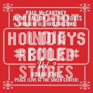 "Paul McCartney, Holidays Rule Vol. 2 [Black Friday Red Vinyl] (7"")"