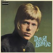 David Bowie, David Bowie [Record Store Day Colored Vinyl] (LP)