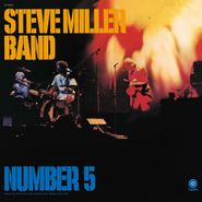 Steve Miller Band, Number 5 [180 Gram Vinyl] (LP)