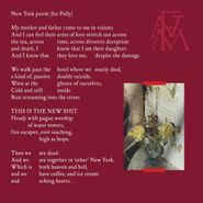 """Florence + The Machine, Sky Full Of Song / New York Poem (For Polly) [Record Store Day Colored Vinyl] (7"""")"""