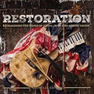 Various Artists, Restoration: Reimagining The Songs Of Elton John & Bernie Taupin (CD)