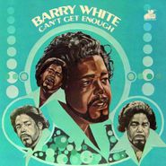 Barry White, Can't Get Enough (LP)