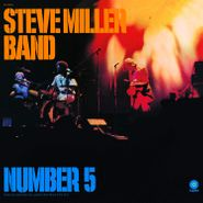 Steve Miller Band, Number 5 [Orange Vinyl] (LP)