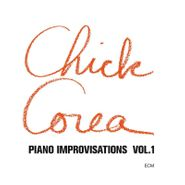 Chick Corea, Piano Improvisations Vol. 1 (CD)