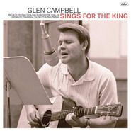 Glen Campbell, Glen Campbell Sings For The King [Clear Vinyl] (LP)