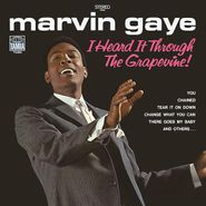Marvin Gaye, I Heard It Through The Grapevine! (LP)