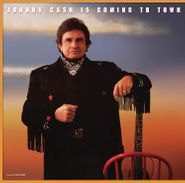 Johnny Cash, Johnny Cash Is Coming To Town (LP)