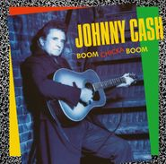 Johnny Cash, Boom Chicka Boom (LP)