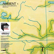 Brian Eno, Ambient 1: Music For Airports [Half Speed Master] (LP)